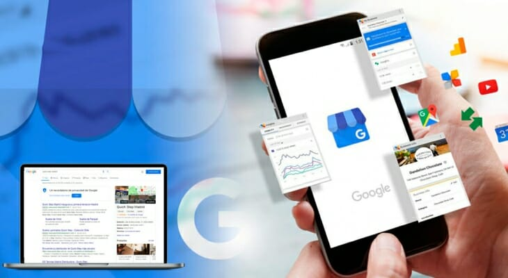 Google My Business Marketin Digital