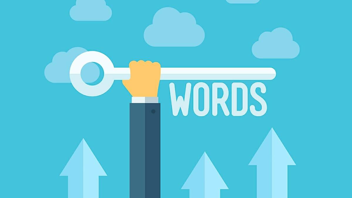 Redacción SEO de texto con keywords para posicionar