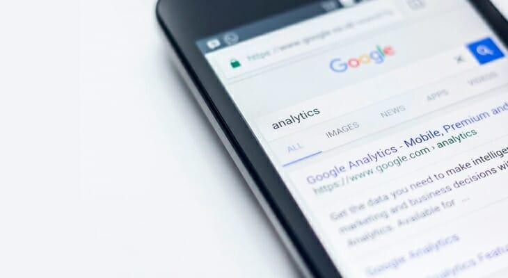 motor de búsquedas de google posicionamiento orgánico SEO