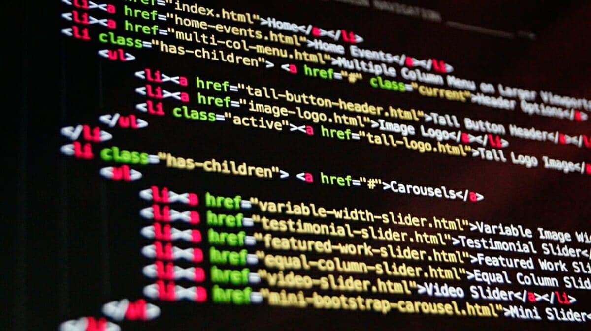 desarrollo web de páginas web